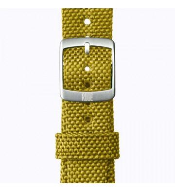 Žlutý nylonový pásek